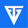 Blue FindTrainGain logo for the Find a Personal Trainer Section of the website